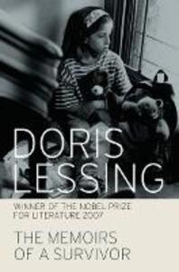 The Memoirs of a Survivor - Doris Lessing - cover
