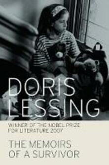 The Memoirs of a Survivor - Doris Lessing - cover