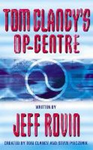 Op-Centre - Jeff Rovin - cover