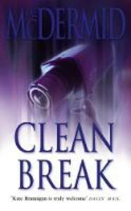 Clean Break - Val McDermid - cover