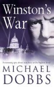 Winston's War - Michael Dobbs - cover