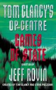 Games of State - Jeff Rovin - cover