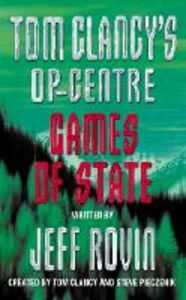 Libro in inglese Games of State  - Jeff Rovin
