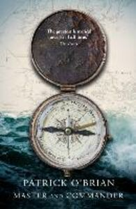 Libro in inglese Master and Commander  - Patrick O'Brian