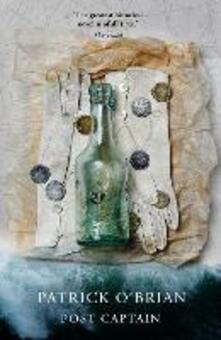 Post Captain - Patrick O'Brian - cover