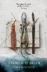 HMS Surprise - Patrick O'Brian - cover