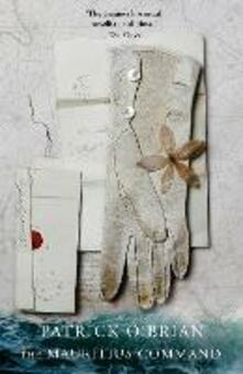 The Mauritius Command - Patrick O'Brian - cover