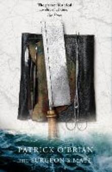 The Surgeon's Mate - Patrick O'Brian - cover