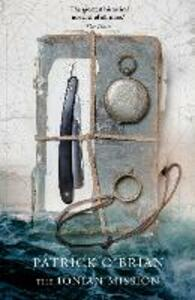 The Ionian Mission - Patrick O'Brian - cover