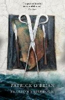 Treason's Harbour - Patrick O'Brian - cover