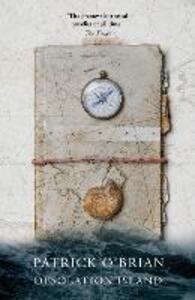 Desolation Island - Patrick O'Brian - cover