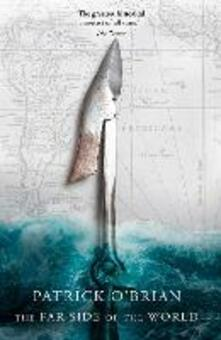 The Far Side of the World - Patrick O'Brian - cover