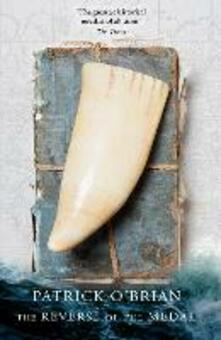 The Reverse of the Medal - Patrick O'Brian - cover