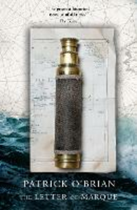 Libro in inglese The Letter of Marque  - Patrick O'Brian