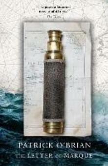 The Letter of Marque - Patrick O'Brian - cover