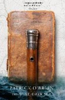 The Wine-Dark Sea - Patrick O'Brian - cover