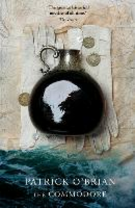 Libro in inglese The Commodore  - Patrick O'Brian