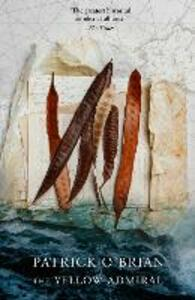 The Yellow Admiral - Patrick O'Brian - cover