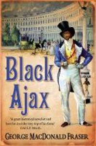 Libro in inglese Black Ajax  - George MacDonald Fraser