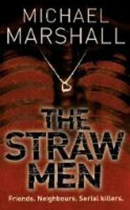 The Straw Men - Michael Marshall - cover