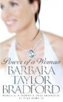 Power of a Woman - Barbara Taylor Bradford - cover