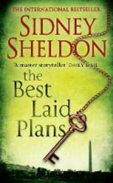 The Best Laid Plans - Sidney Sheldon - cover