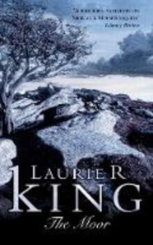 The Moor - Laurie R. King - cover