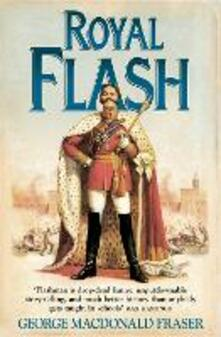 Royal Flash - George MacDonald Fraser - cover