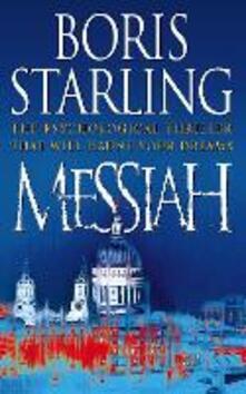 Messiah - Boris Starling - cover