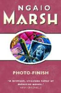 Photo-Finish - Ngaio Marsh - cover