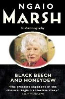 Black Beech and Honeydew - Ngaio Marsh - cover