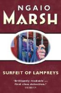 Libro in inglese A Surfeit of Lampreys  - Ngaio Marsh