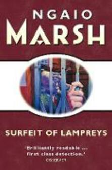 A Surfeit of Lampreys - Ngaio Marsh - cover