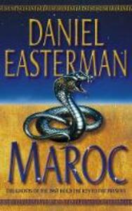 Maroc - Daniel Easterman - cover