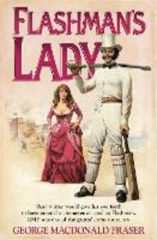 Flashman's Lady - George MacDonald Fraser - cover
