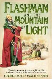Flashman and the Mountain of Light - George MacDonald Fraser - cover