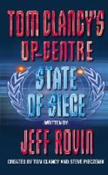 State of Siege - Jeff Rovin - cover
