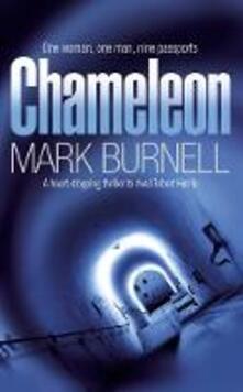 Chameleon - Mark Burnell - cover