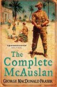 The Complete McAuslan - George MacDonald Fraser - cover