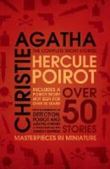Hercule Poirot: the Complete Short Stories - Agatha Christie - cover