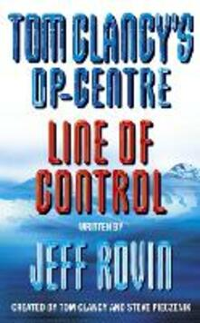 Line of Control - Jeff Rovin - cover