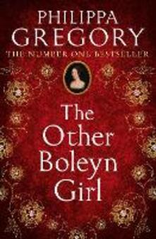 The Other Boleyn Girl - Philippa Gregory - cover