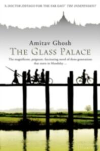 The Glass Palace - Amitav Ghosh - cover