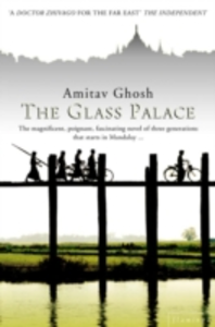 Libro in inglese The Glass Palace  - Amitav Ghosh