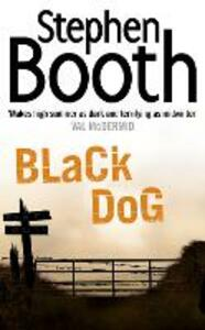 Black Dog - Stephen Booth - cover