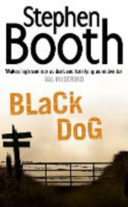 Libro in inglese Black Dog  - Stephen Booth