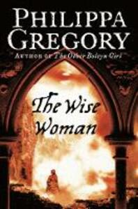 The Wise Woman - Philippa Gregory - cover