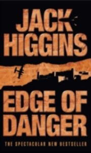 Libro in inglese Edge of Danger  - Jack Higgins