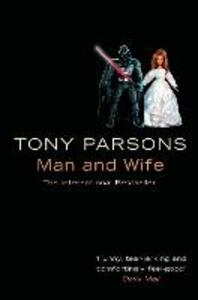 Man and Wife - Tony Parsons - cover