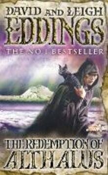 The Redemption of Althalus - David Eddings,Leigh Eddings - cover